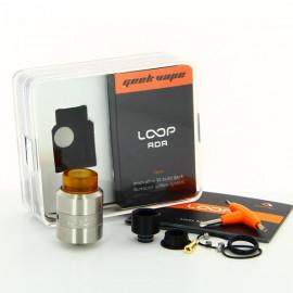 Loop RDA Silver Geekvape