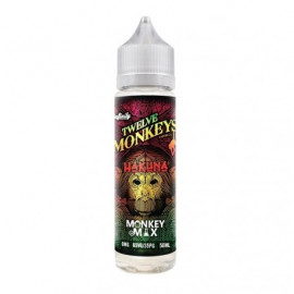 Hakuna Monkey Mix 12Monkeys 50ml 00mg