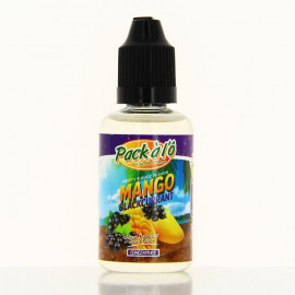 Mango Blackcurrant Concentre Pack à l'Ô 30ml
