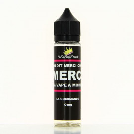 La Gourmande Merci La Vape a Michel In Da Vape 50ml 00mg