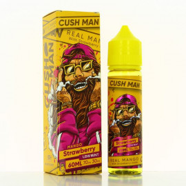 Mango Strawberry Cush Man Series Nasty Juice 50ml 00mg