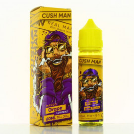 Mango Grape Cush Man Series Nasty Juice 50ml 00mg