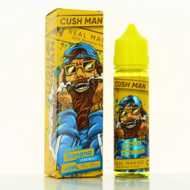 Mango Banana Cush Man Series Nasty Juice 50ml 00mg