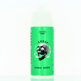 Koala Berry Syrup 100ml 00mg