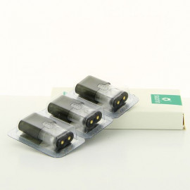 Pack de 3 Pod (0.9ml/2 Ohm) IShare Suorin