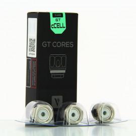 Pack de 3 resistances GT CCELL Vaporesso
