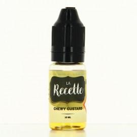 Chewy Custard Arome La Recette By Savourea 10ml