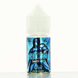 Iceman Twisty Mint Iceman 25ml 00mg