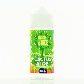 Cactus Aloe Slpashy Juice 100ml 00mg
