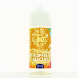 Toffee Biscuit Slpashy Juice 100ml 00mg