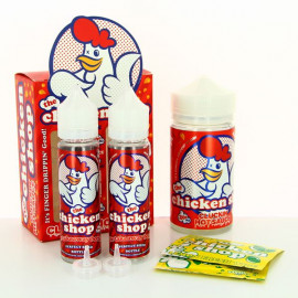 Cluckin Hot Sauce The Chicken Shop 200ml 00mg