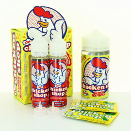 Lemon Refresh The Chicken Shop 200ml 00mg