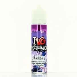Blackberg I VG Menthol 50ml 00mg