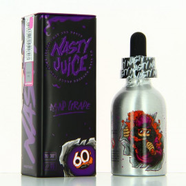 Asap Grape Nasty Juice 50ml 00mg
