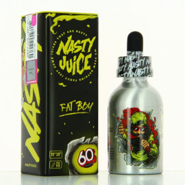 Fat Boy Nasty Juice 50ml 00mg