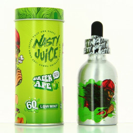 Green Ape Nasty Juice 50ml 00mg