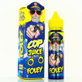 Foley Cop Juice EliquidFrance 50ml 00mg