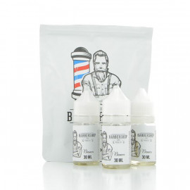 Bianco Barbershop Vape Co 3X25ml 00mg
