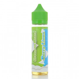 Green On Board 50in60 Berry Lines 50ml 00mg