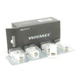 Pack de 5 resistances 0.35ohm HiFlask Wismec