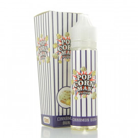 Cinnamon Bun Pop Corn Man E Liquid 50ml 00mg