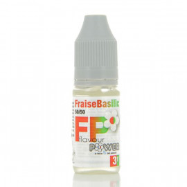 Fraise Basilic 50/50 Flavour Power 10ml