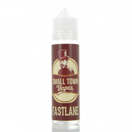 Fast Lane 50in60 Small Town Vapes 50ml 00mg