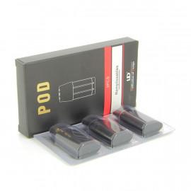 Pack de 3 pods 1ml/1.8 ohm Lynq UD / FUU