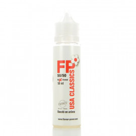 USA Classics 50/50 Flavour Power 50ml 00mg