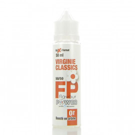 Virginie Classics 50/50 Flavour Power 50ml 00mg