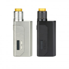 Kit Luxotic MF (écran) + Guillotine RDA V2 Wismec