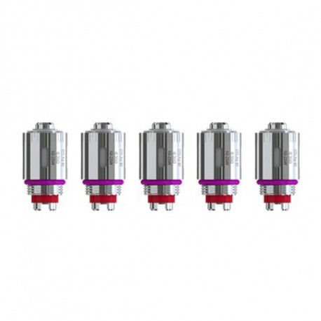 Pack de 5 resistances GS Air M 0.35ohm Eleaf