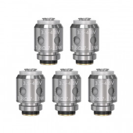 Pack de 5 resistances 1.8ohm Berserker Kit Vandy Vap