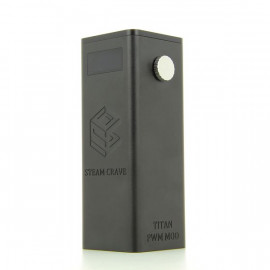 Box Titan PWM VV Noir Steam Crave