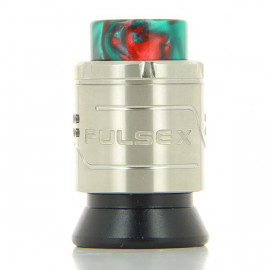 Pulse X BF RDA Silver Vandy Vape