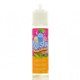 Tropical Strawberry Pineapple Slushy The FUU 50ml 00mg
