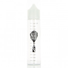 Fiole vide Art Work N°8 Chubby avec graduation 70ml DIY'UP