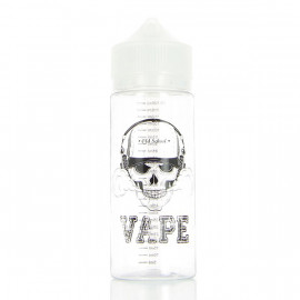 Fiole vide Art Work N°5 Chubby avec graduation 120ml DIY'UP