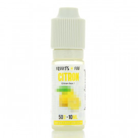 Citron Fruuits By Fuu 10ml