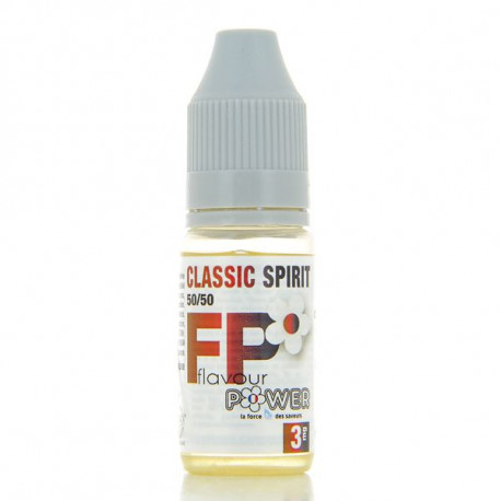 Classic Spirit 50/50 Flavour Power 10ml