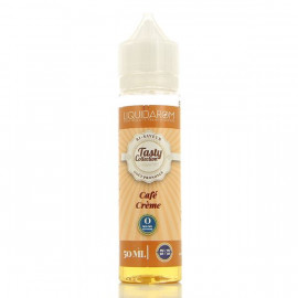 Café Crème Tasty Collection LIQUIDAROM 50ml 00mg