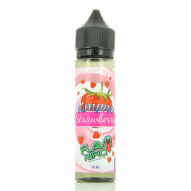 Strawberry Kmpno Flavorific 50ml 00mg