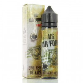 Us Air Force Brothers Of Vape Vape n Joy 50ml 00mg