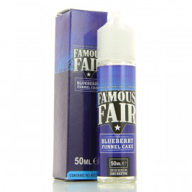 Blueberry Funnel Cake Famous Fair 50ml