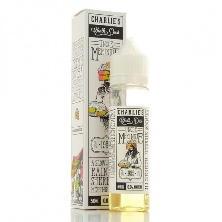 Uncle Meringue Charlie S Chalk Dust 50ml