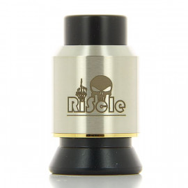 Pirate King RDA BF V2 Silver Riscle