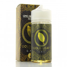 GMT Gold Leaf Liquids 80ml 00mg