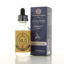 Kiberry Yogurt Original Series Kilo 50ml 00mg