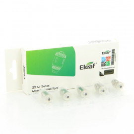 Pack de 5 résistances GS 1.6ohm Eleaf