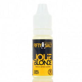 Jolie Blonde Liquideo Fifty Salt 10ml